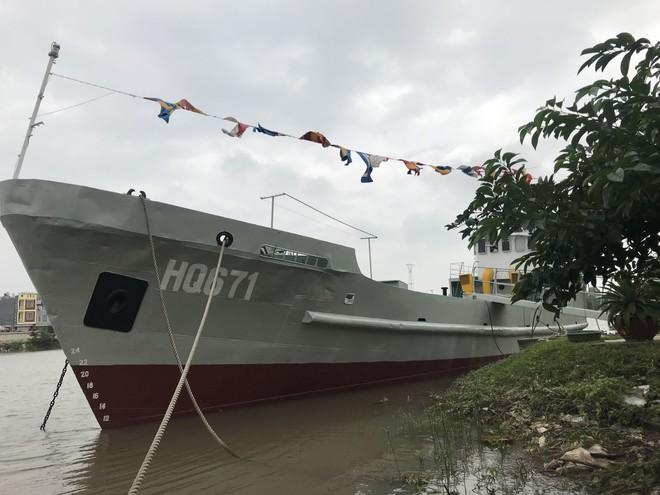 Đề đốc Hải quân VNCH làm đầu bếp trên tàu V630 Hải quân Việt Nam: Chiến lợi phẩm có một không hai! - Ảnh 3.