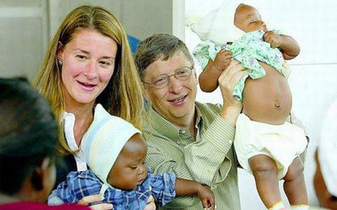 Vì sao vợ chồng Bill Gates ly hôn lại trở thành cơn địa chấn với hoạt động từ thiện toàn cầu? - ảnh 1