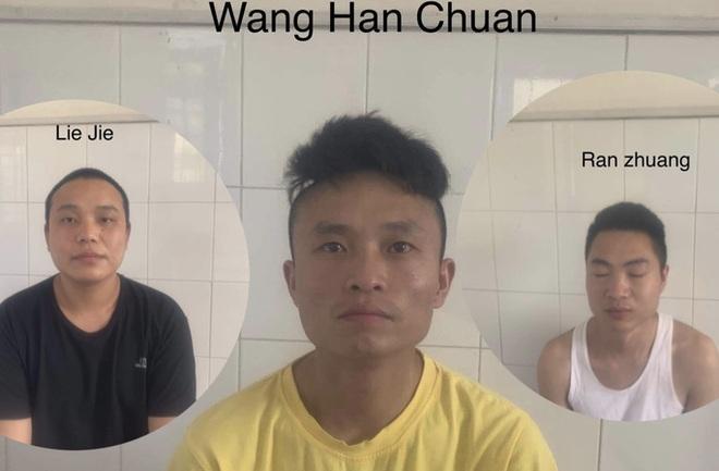 Danh tính 3 người Trung Quốc nhập cảnh trái phép đang bỏ trốn khỏi khu cách ly ở Đồng Nai - Ảnh 1.