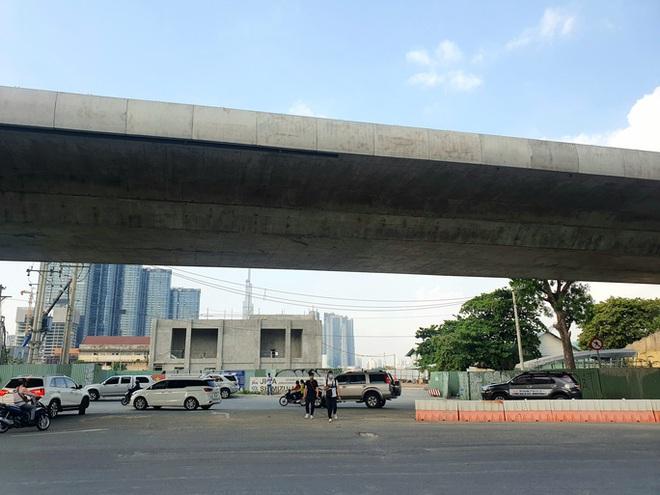 Kiến trúc ấn tượng bên trong ga Ba Son sâu 20m dưới lòng đất - Ảnh 19.