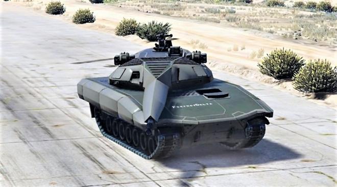 Xe tăng chạy điện - viễn tưởng hay thực tế? - Ảnh 3.