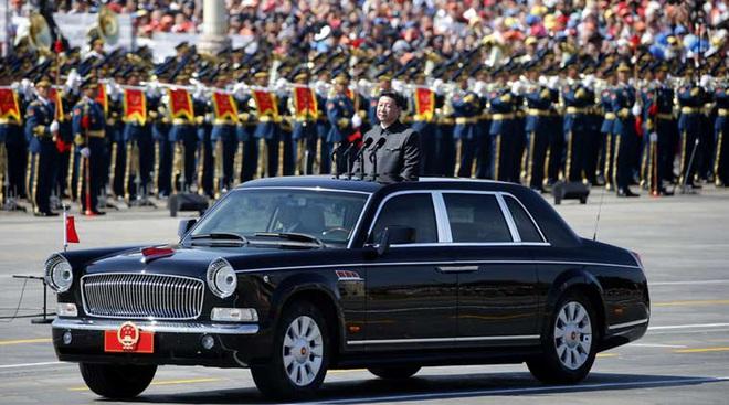 Khám phá chiếc xe người Trung Quốc tự hào: Đầy gỗ sưa đỏ, phiên bản dân sự giá 16 tỷ - Ảnh 5.