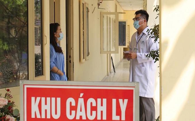 Bộ Y tế: Tạm thời không cho người cách ly đủ 14 ngày ra khỏi khu cách ly