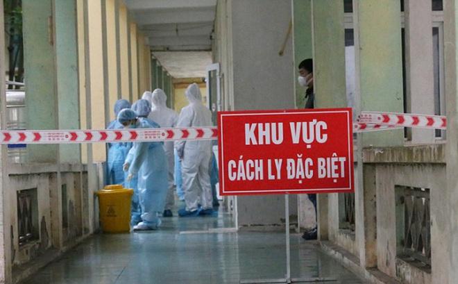 NÓNG: Hà Nội thêm 1 ca dương tính lần 1 với SARS-CoV-2 tại Times City