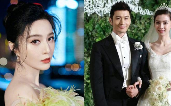 Angela Baby chính thức ly hôn, nguyên nhân liên quan đến Phạm Băng Băng và màn trở mặt của Huỳnh Hiểu Minh?