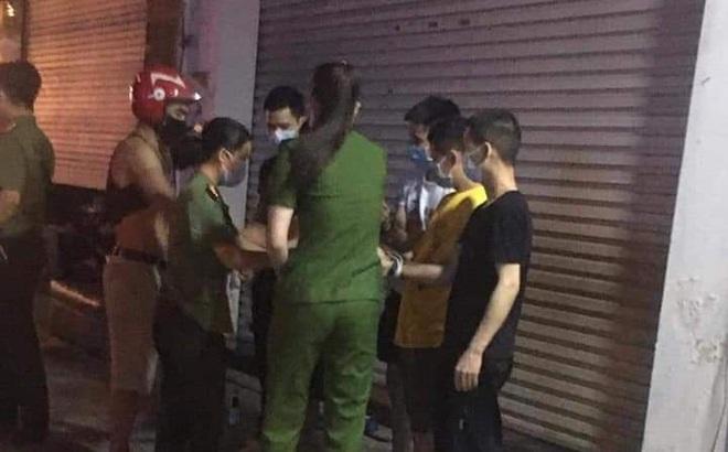 Vĩnh Phúc: Phát hiện 39 người Trung Quốc nghi nhập cảnh trái phép, một số bỏ chạy khi thấy công an