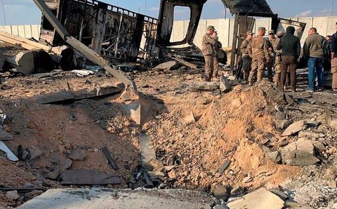Căn cứ Mỹ bị tấn công dữ dội bằng tên lửa trong suốt 24h
