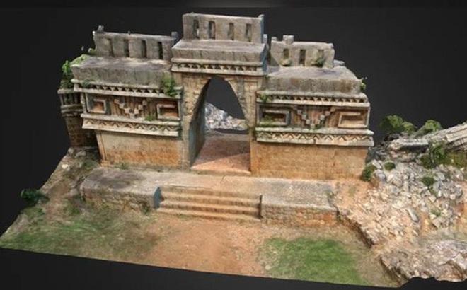 Bằng chứng sống động về nền văn minh của người Maya cổ đại