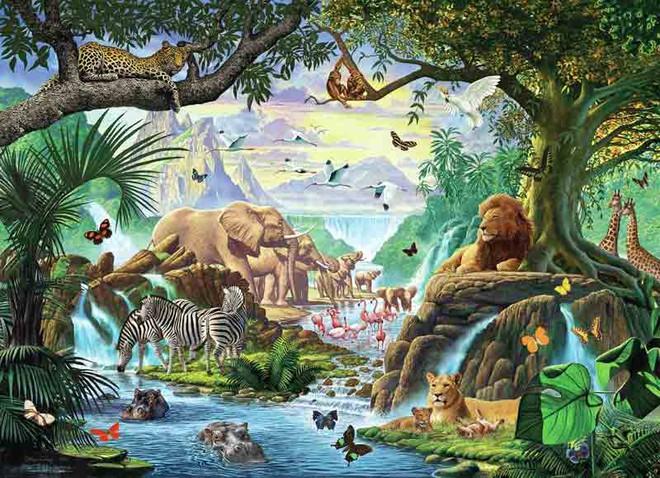Kịch bản hổ, sư tử, rồng Komodo, chim ưng biến mất: Vì sao đó lại chính là thảm họa? - Ảnh 2.