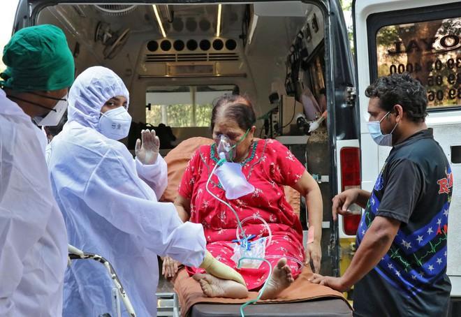 Ấn Độ chiếm bao nhiêu % tổng số ca mắc COVID-19 toàn cầu? Thông tin gây sốc từ WHO - Ảnh 1.