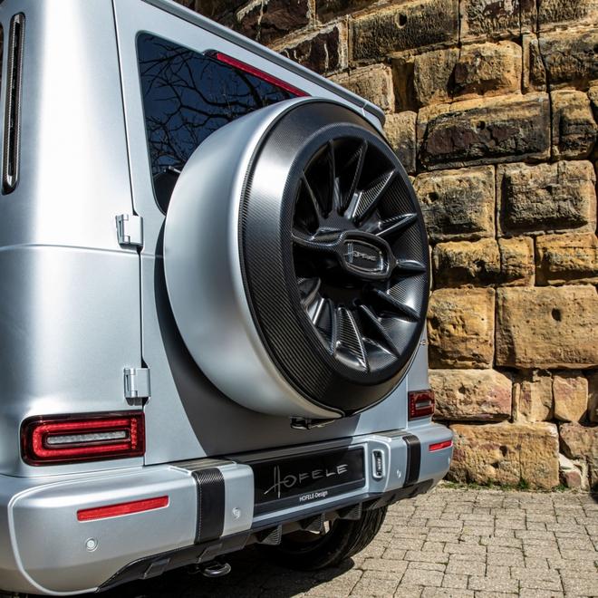 Được thay áo mới, ông vua địa hình Mercedes-AMG G63 2021 có giá lên tới hơn 12 tỷ đồng - Ảnh 9.