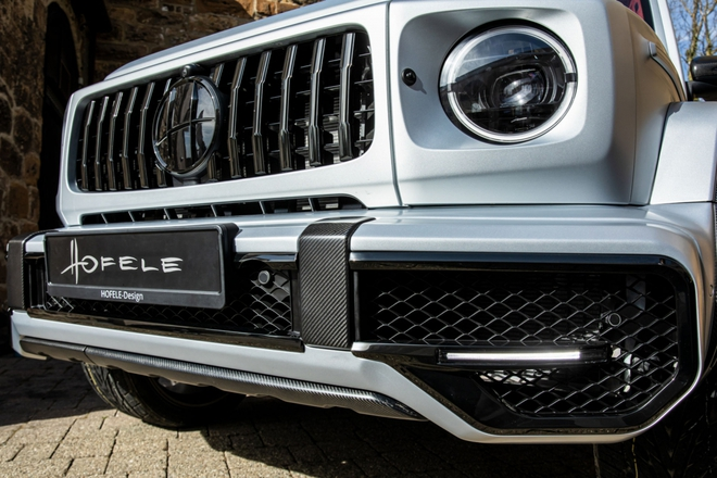 Được thay áo mới, ông vua địa hình Mercedes-AMG G63 2021 có giá lên tới hơn 12 tỷ đồng - Ảnh 8.
