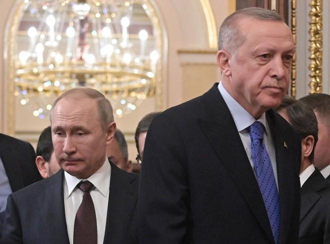 """Thổ Nhĩ Kỳ kẻ cứng đầu khó trị, Nga không thể mạnh tay vì là """"quân cờ quan trọng"""" - Ảnh 3."""