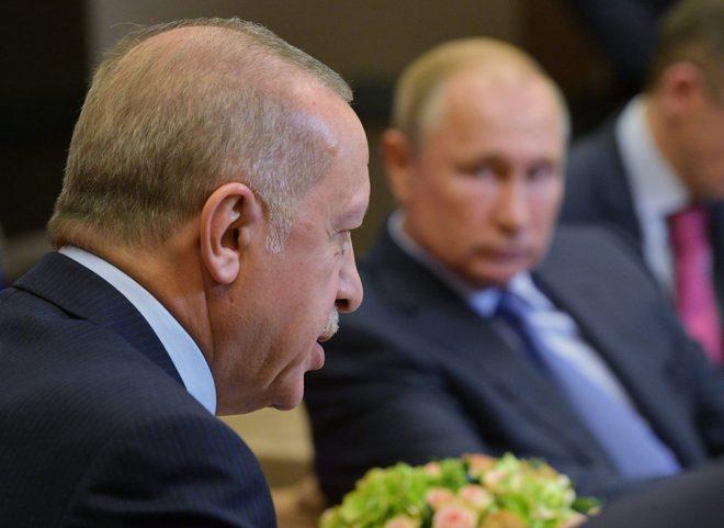 """Thổ Nhĩ Kỳ kẻ cứng đầu khó trị, Nga không thể mạnh tay vì là """"quân cờ quan trọng"""" - Ảnh 5."""