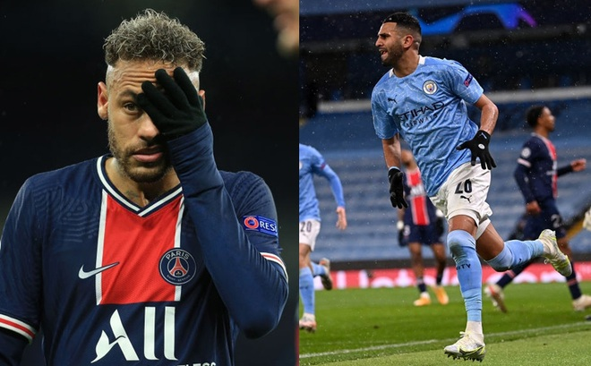 Dìm Neymar vào hố sâu tuyệt vọng, Man City thẳng tiến đến chung kết Champions League