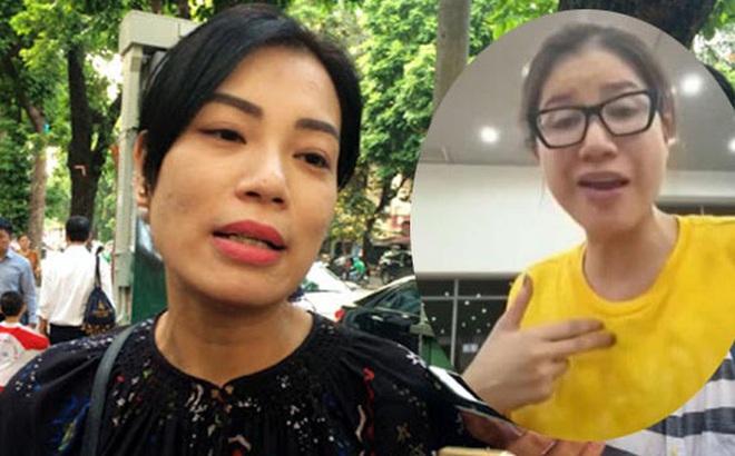 Được khuyên nhủ không nên đụng vào Trang Trần, vợ danh hài Xuân Bắc đáp trả