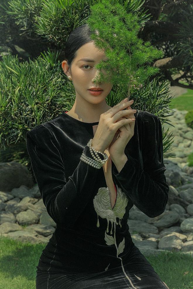 Diễn viên Mai Thanh Hà khoe khéo vẻ gợi cảm, vóc dáng nuột nà - Ảnh 10.