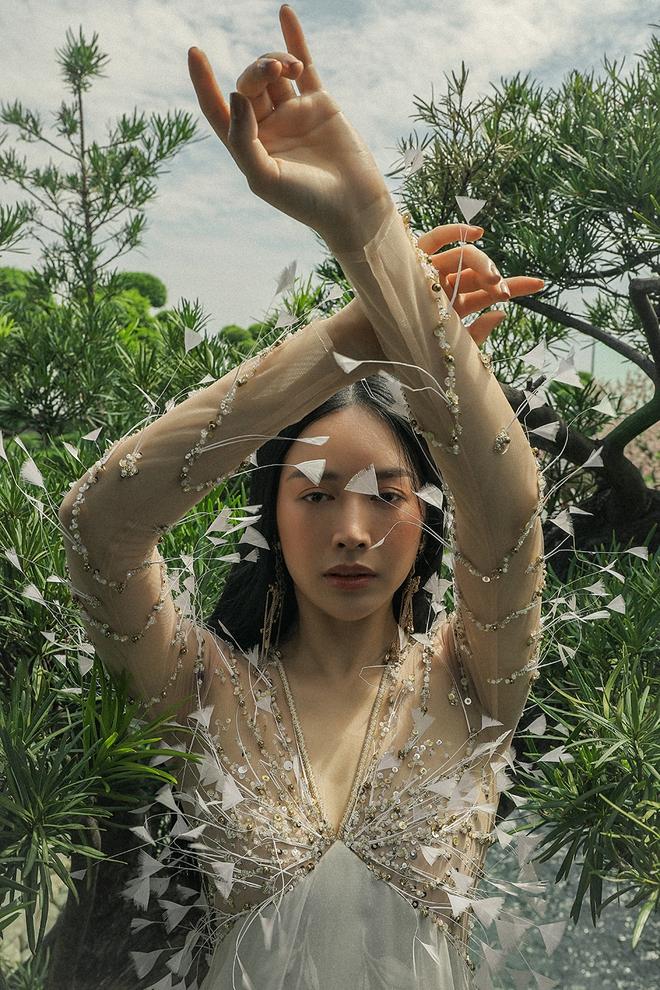 Diễn viên Mai Thanh Hà khoe khéo vẻ gợi cảm, vóc dáng nuột nà - Ảnh 11.