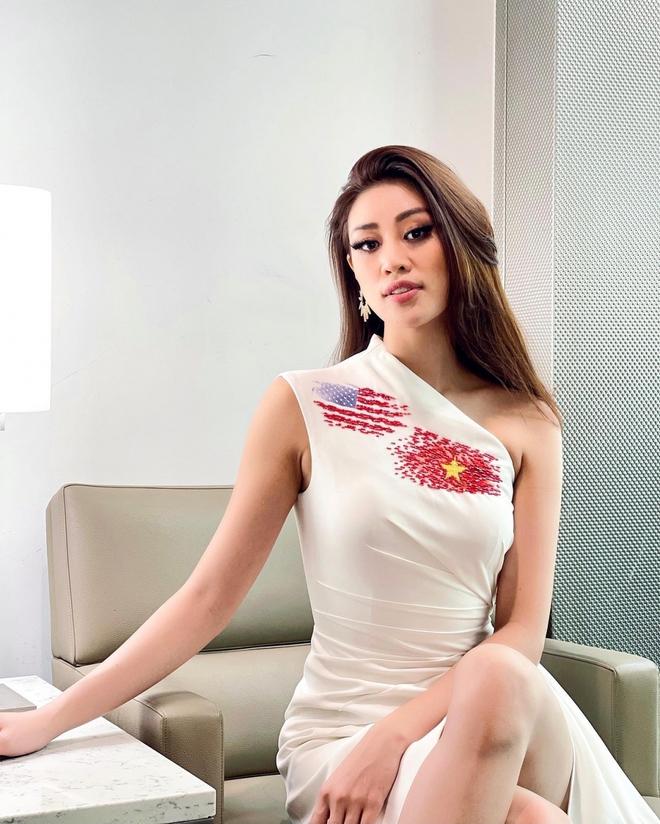 Khánh Vân bị sụt cân khi sang Mỹ, chỉ mang theo mấy trăm đô - Ảnh 3.