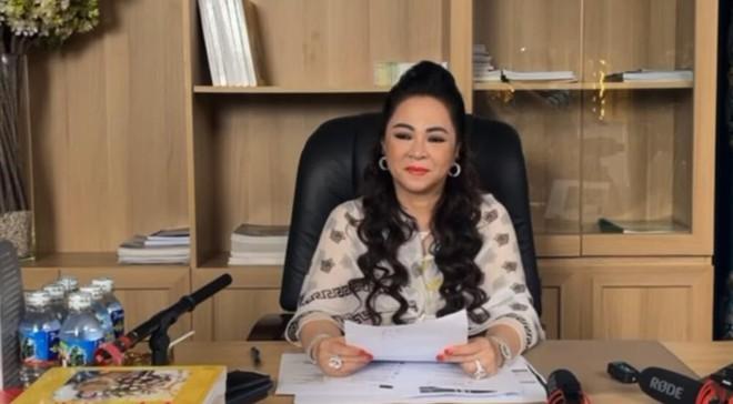 Bà Nguyễn Phương Hằng khiêu chiến Trịnh Kim Chi: Tôi không biết sợ ai đâu, đừng thách đấu tôi - Ảnh 3.