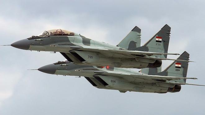 Tại sao Ai Cập phải mua MiG-29M của Nga khi đã có F-16C của Mỹ? - Ảnh 2.