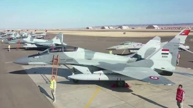 Tại sao Ai Cập phải mua MiG-29M của Nga khi đã có F-16C của Mỹ? - Ảnh 3.