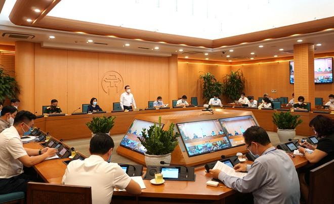 Hà Nội: Phát hiện hơn 2.600 người liên quan đến Bệnh viện Bệnh Nhiệt đới Trung ương - Ảnh 1.