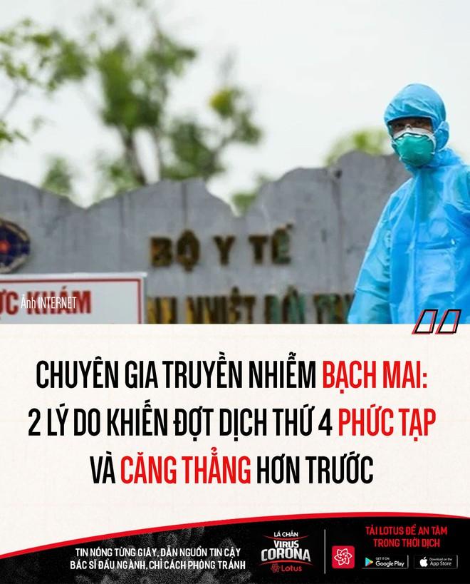 Hơn 2.600 người liên quan đến BV Bệnh Nhiệt đới TƯ, ổ dịch diễn biến phức tạp; Hà Nội vận động người dân không ra khỏi nhà - Ảnh 1.
