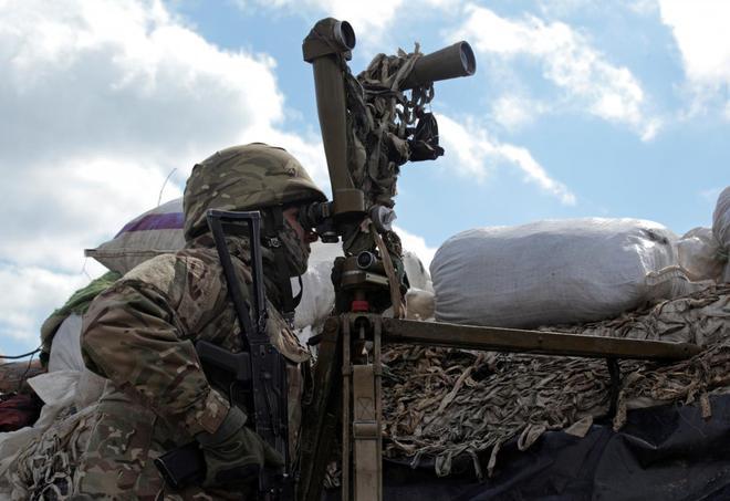 Iran ra 10 độc chiêu uy hiếp Israel - Lính Ukraine thương vong liên tiếp giữa lúc ngoại trưởng 3 Châu Âu tới giới tuyến Donbass - Ảnh 1.