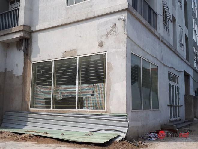 """Loạt chung cư tái định cư """"bỏ hoang"""" giữa Hà Nội nhiều năm, ai nhìn cũng xót xa - Ảnh 8."""