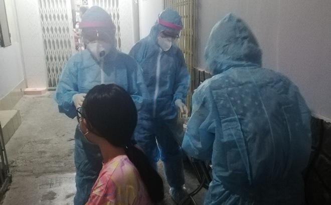 TP.HCM: Phát hiện 2 trường  hợp test nhanh dương tính với SARS-CoV-2 tại Campuchia