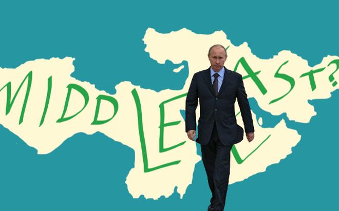 """""""Gầm ghè"""" Ukraine để tung hoả mù, Nga âm thầm in dấu chân ở Trung Đông"""