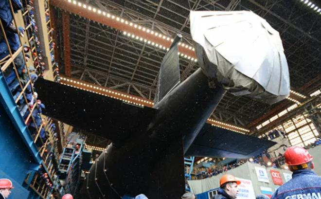 Tiết lộ về thời gian Hải Quân Nga nhận tàu ngầm hạt nhân đa năng mới nhất