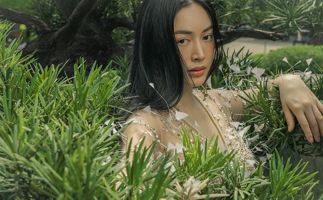 Diễn viên Mai Thanh Hà khoe khéo vẻ gợi cảm, vóc dáng nuột nà