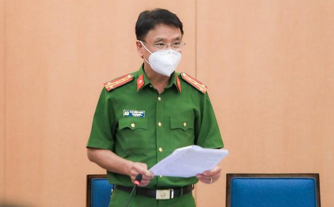 27 cán bộ công an Hà Nội là F1 vì đưa tội phạm vào BV Bệnh Nhiệt đới Trung ương xét nghiệm