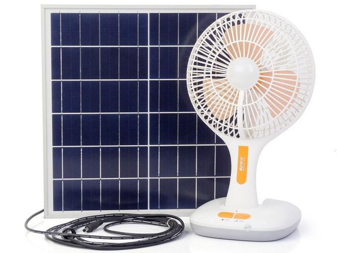 300.000 đồng chiếc quạt điện mặt trời: Hai yếu huyệt khiến chuyên gia nói hãy cẩn thận! - Ảnh 2.