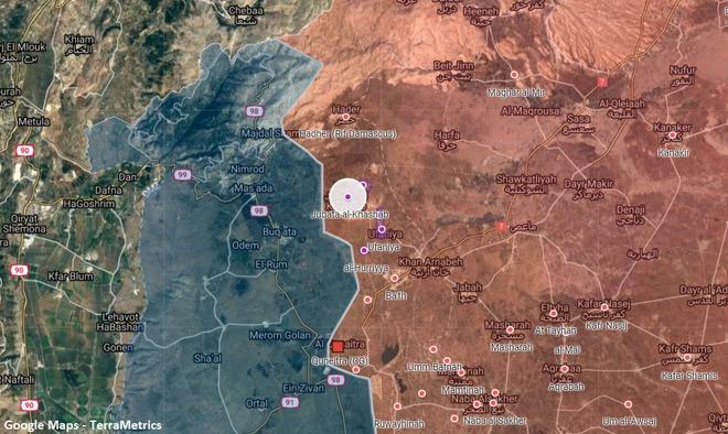 Lời cảnh báo của Nga bị xem thường, căn cứ Syria bị tấn công liên tiếp - Iran cho nổ tung tòa nhà Quốc hội Mỹ, tấn công thủ đô Israel - Ảnh 1.
