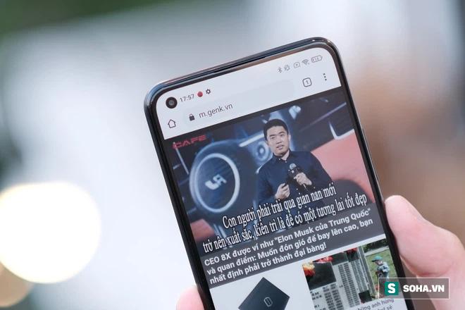 Trên tay Xiaomi Mi 11 Lite: Smartphone mỏng nhẹ và đáng mua nhất phân khúc dưới 7 triệu đồng - Ảnh 10.