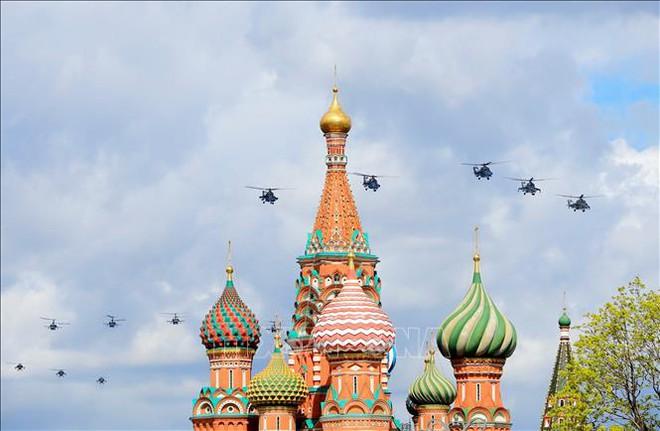 Nga sẵn sàng cho lễ duyệt binh kỷ niệm 76 năm Chiến thắng phát xít - ảnh 1