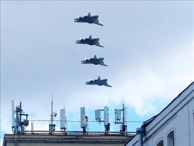 Nga sẵn sàng cho lễ duyệt binh kỷ niệm 76 năm Chiến thắng phát xít - ảnh 3