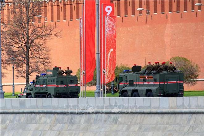 Nga sẵn sàng cho lễ duyệt binh kỷ niệm 76 năm Chiến thắng phát xít - ảnh 5