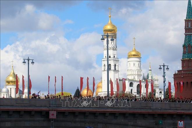 Nga sẵn sàng cho lễ duyệt binh kỷ niệm 76 năm Chiến thắng phát xít - ảnh 6
