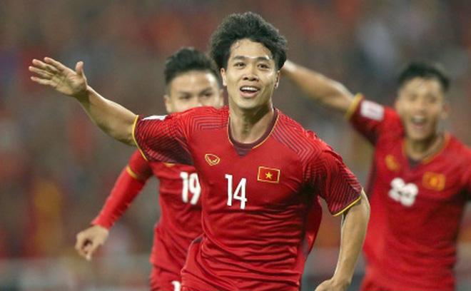 """Đội hình """"siêu tấn công"""" của ĐT Việt Nam kết hợp giữa HAGL với Hà Nội FC"""