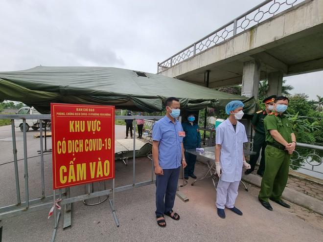 Thứ trưởng Bộ Y tế: Bắc Ninh có 1.000 F1, dứt khoát phải cách ly tập trung - Ảnh 2.