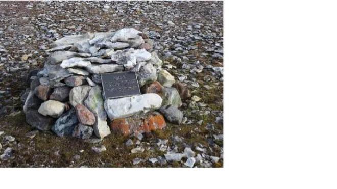 Nhận diện được hài cốt của nhà thám hiểm đầu tiên thiệt mạng ở Bắc Cực - Ảnh 1.