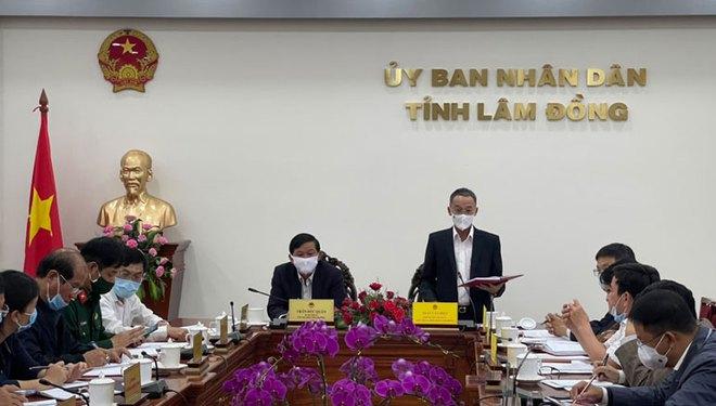 Một bệnh nhân mắc Covid-19 ở Bắc Ninh đến Đà Lạt chơi 3 ngày, hiện đã xác định 179 F1 tại Lâm Đồng - Ảnh 1.