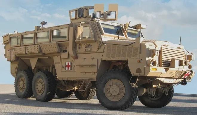 10 phương tiện quân sự có động cơ siêu mạnh của Mỹ - ảnh 3