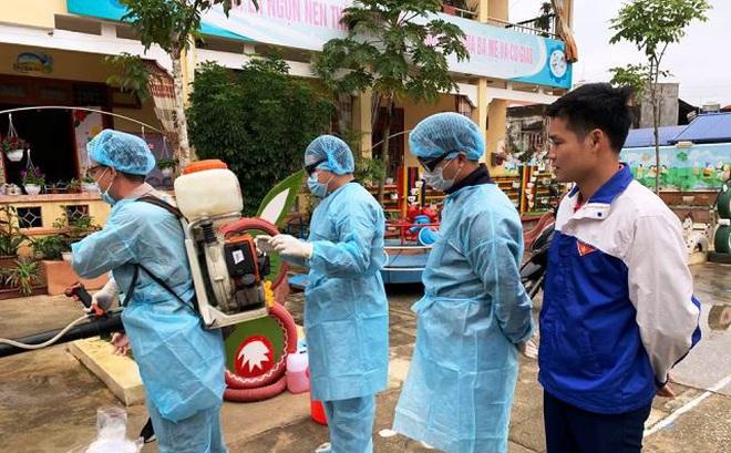 Nam Định phát hiện nữ sinh dương tính SARS-CoV-2, cả trường lập tức nghỉ học