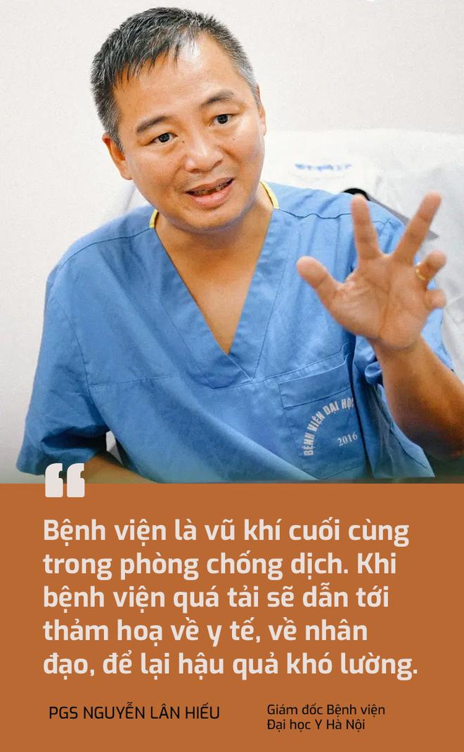 PGS Nguyễn Lân Hiếu: Chúng ta cần hi sinh để giãn cách xã hội tạm thời. Giãn cách có rất nhiều tác dụng - Ảnh 1.