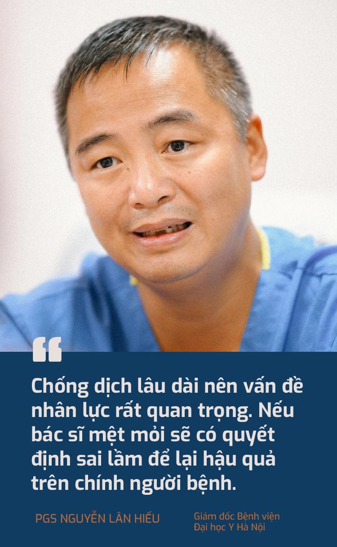 PGS Nguyễn Lân Hiếu: Chúng ta cần hi sinh để giãn cách xã hội tạm thời. Giãn cách có rất nhiều tác dụng - Ảnh 3.